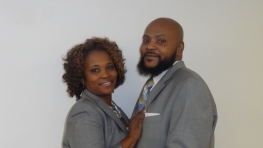 Deacon Tracy Jones & Deaconess Tonoa Jones
